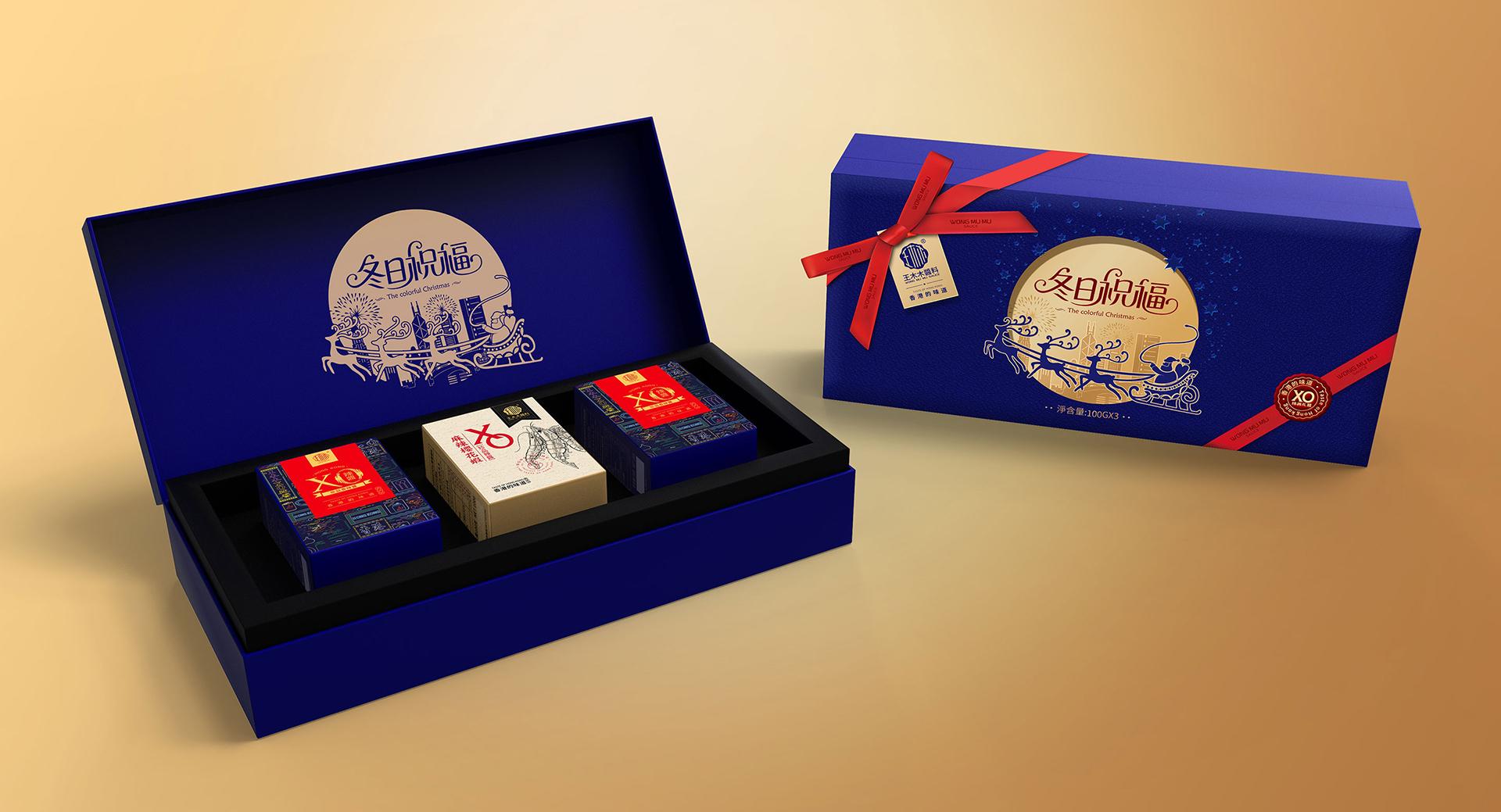 圣诞礼盒包装亿博手机下载