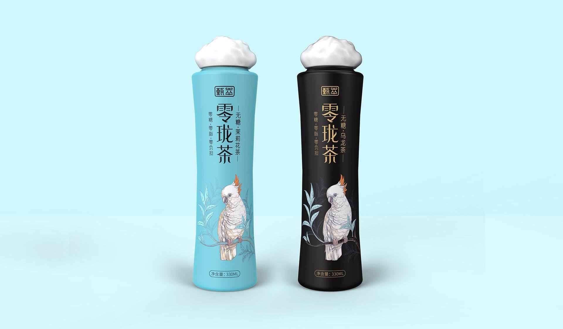 无糖茶品牌包装策划亿博手机下载
